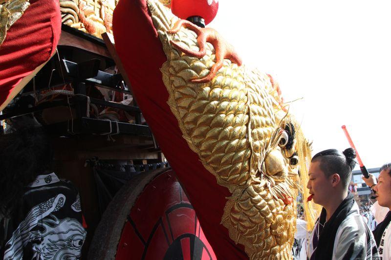 西条祭り(2)御殿前_d0148902_21445913.jpg