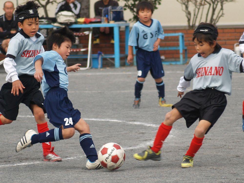 1年生 第64回あすなろ杯少年サッカー大会決勝トーナメント_a0109316_21114070.jpg