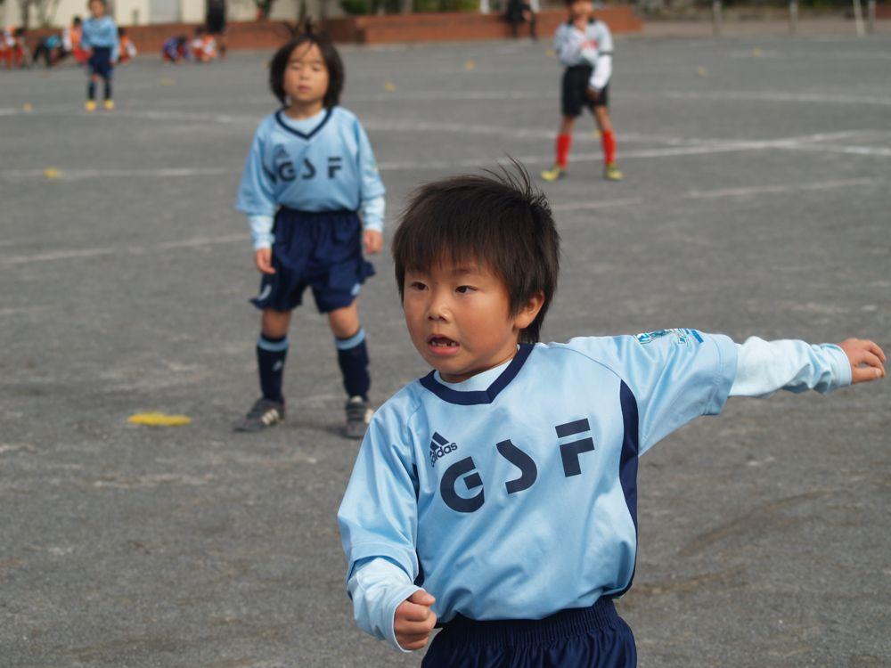 1年生 第64回あすなろ杯少年サッカー大会決勝トーナメント_a0109316_2111533.jpg