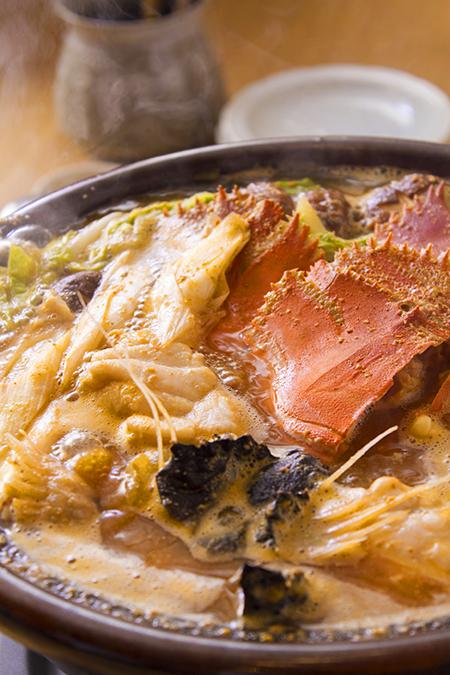 美味しい鍋であったまる〜旬楽館あんこう鍋〜_b0166227_10565144.jpg