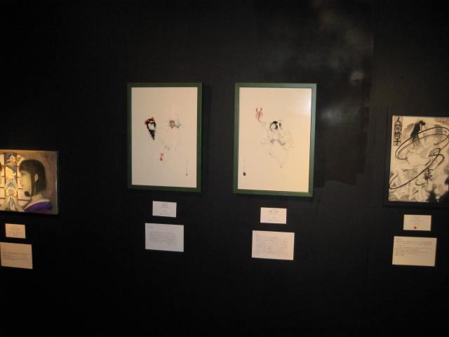 「晝夢夜現~Rampo Exhibition」レポート_a0093332_1447244.jpg