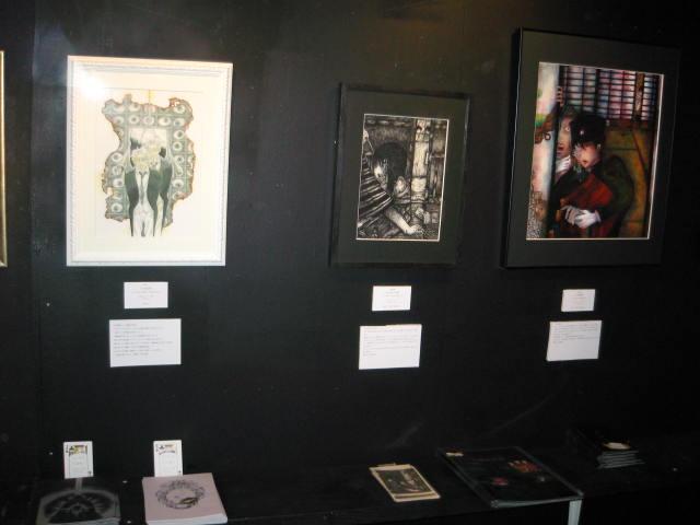「晝夢夜現~Rampo Exhibition」レポート_a0093332_14473724.jpg