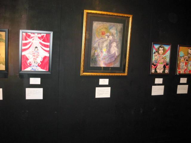 「晝夢夜現~Rampo Exhibition」レポート_a0093332_14475859.jpg