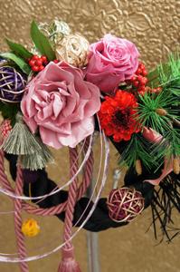12月のシュシュコースは「モダンお正月飾り」を作成します!_c0165636_1463824.jpg