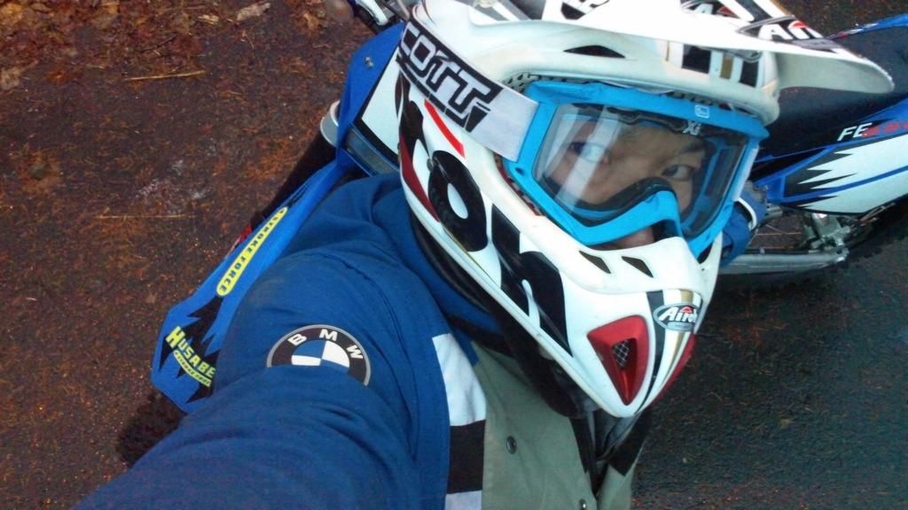 【フサベル】早朝トレーニング かーらーの、初雪地獄_e0159646_12261462.jpg