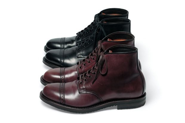 WTAPS 2012 Fall/Winter MILITARY BOOTS_a0118453_0555665.jpg
