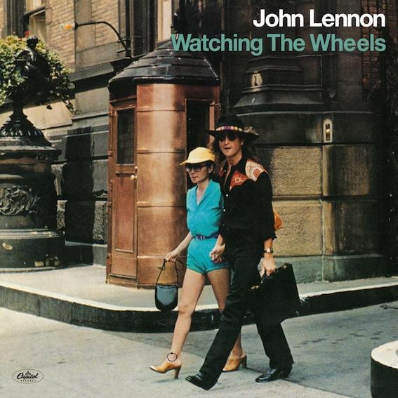"John Lennon ""Watching The Whee..."