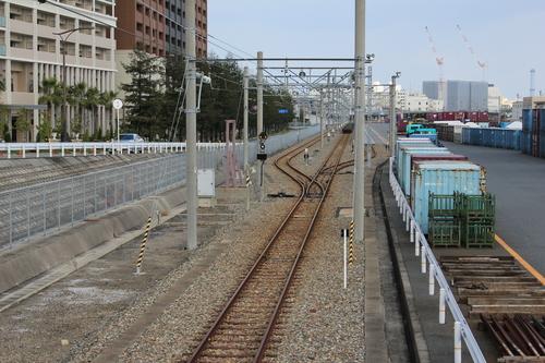 JR貨物 安治川口駅 一般開放_d0202264_1632122.jpg