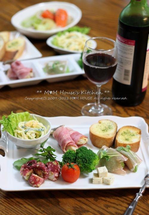 ワインとおつまみを楽しむ日♪_c0139375_1623567.jpg