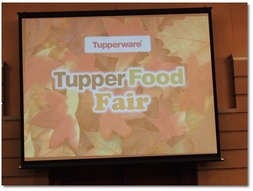 Tupperware food fair in kyoto _d0078486_6144656.jpg