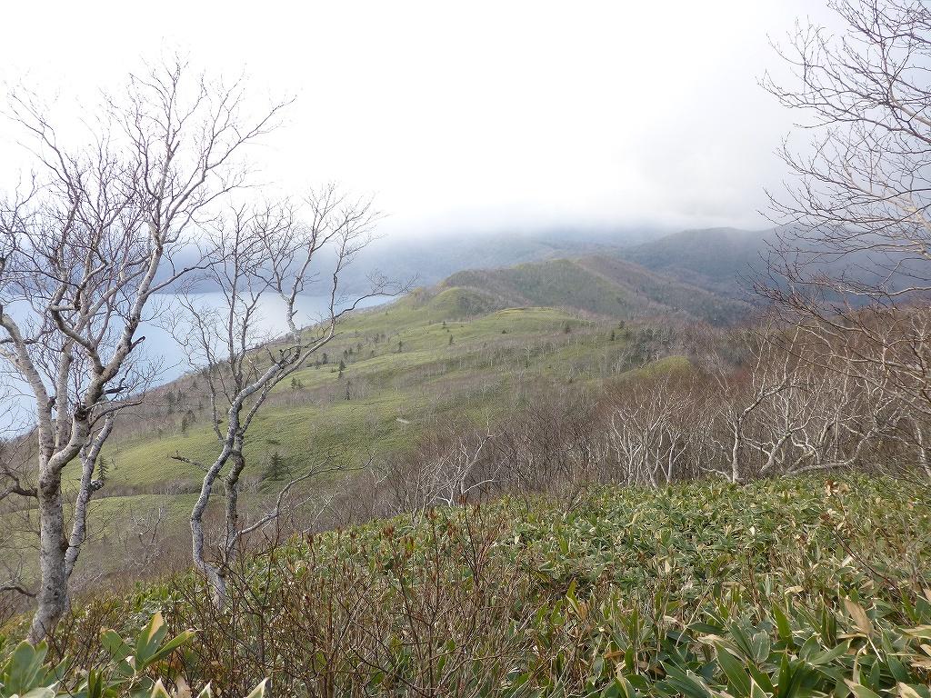 11月16日、恵庭岳、イチャンコッペ山、紋別岳-紋別岳編-_f0138096_13264643.jpg