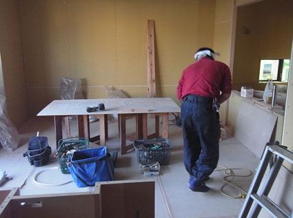 木工事完了_a0148909_9564675.jpg
