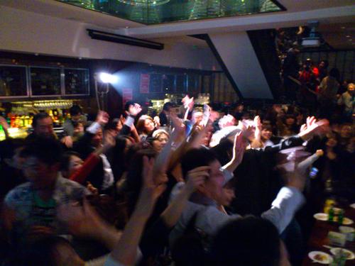 仙台駅前☆RIGOLETTO TAPAS LOUNGE5周年☆レポート(備忘録)_b0032617_1319346.jpg