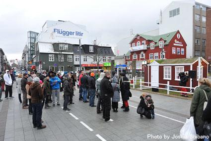 アイスランド・エアウエイブス2012(1):初日前半 ミュージシャンに囲まれ濃厚にスタート!_c0003620_14453331.jpg
