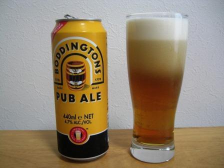 Boddington Pub Ale_b0081121_6352733.jpg