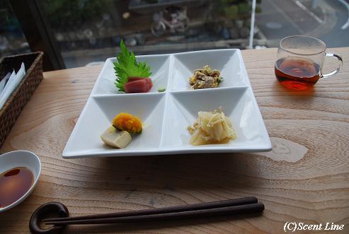金閣寺の近くのDog Cafe 「Sora」(ソラ)_c0099133_10264777.jpg