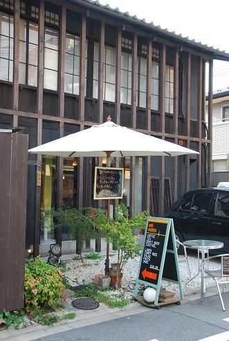 京都御苑側のカフェ cafe chobitto(カフェ チョビット)_c0099133_1026504.jpg