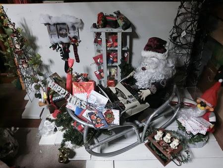 クリスマスディスプレイ・制作_c0217044_0513217.jpg