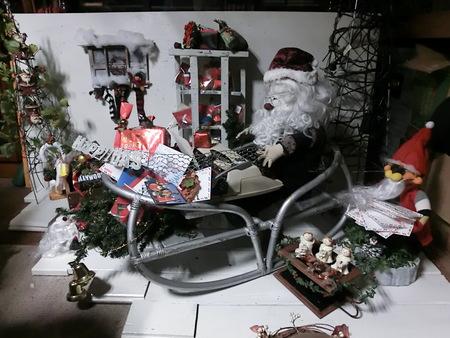 クリスマスディスプレイ・制作_c0217044_0534938.jpg