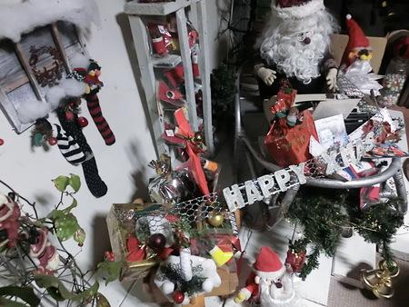 クリスマスディスプレイ・制作_c0217044_053944.jpg