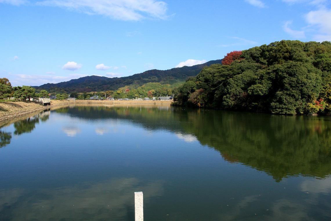 「山の辺の道」散策  ~日本最古の幹線道路~_a0107574_7453341.jpg