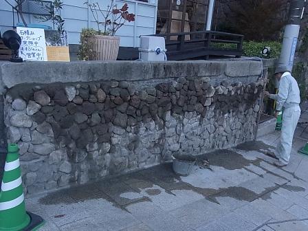 別府石の石積み 5日目_e0251278_1654517.jpg