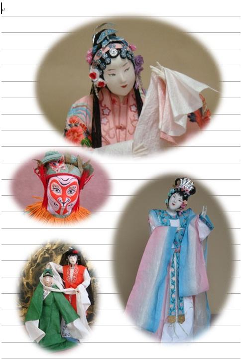 田中典子 和紙人形展_d0027795_10174692.jpg