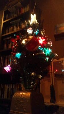 クリスマスモード突入!_a0203615_17583269.jpg