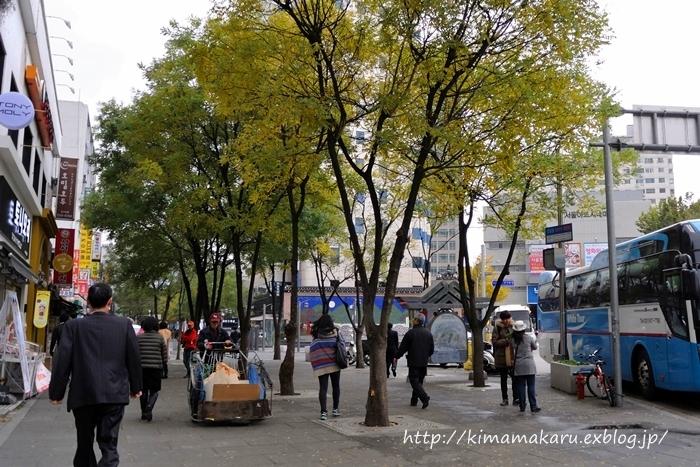 ⑥韓国旅行 2日目 仁寺洞散策_a0229217_12472211.jpg
