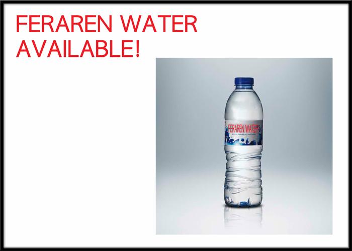 This is not a joke, Tap Water promised Mayor Feraren!_e0202828_7303551.jpg