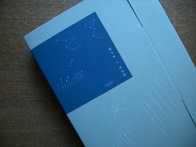 hofli 『雑木林と流星群』_d0203641_11154843.jpg