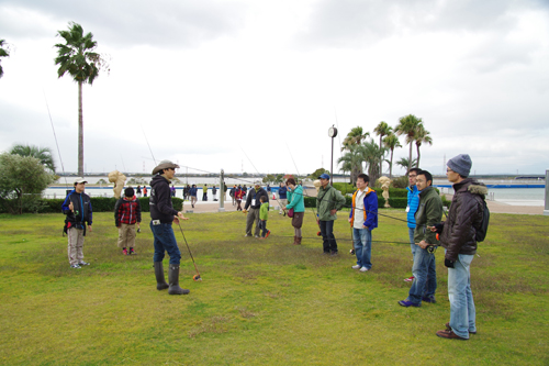 2012.Fly Fishing Event in Nagoyaのご報告!!_a0289358_1052358.jpg
