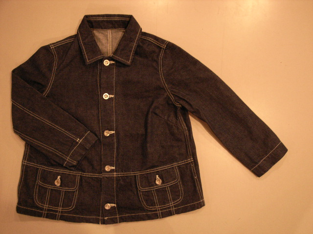 """TheThreeRobbers DENIM JACKET\""ってこんなこと。_c0140560_1023741.jpg"