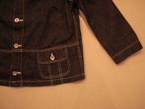 """TheThreeRobbers DENIM JACKET\""ってこんなこと。_c0140560_1033595.jpg"