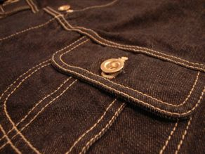 """TheThreeRobbers DENIM JACKET\""ってこんなこと。_c0140560_1044399.jpg"