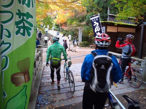 水曜ライド ロードトレーニング 京都・大原三千院 往復130km_d0174462_051841.jpg