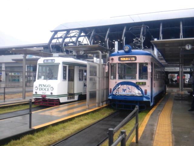 ○土佐電鉄外国電車 定期運行復活_f0111289_2215329.jpg