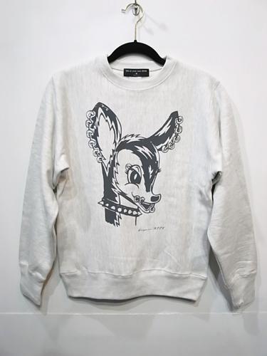 C.BAMBI L/S SWEAT shirt_a0097901_19373295.jpg