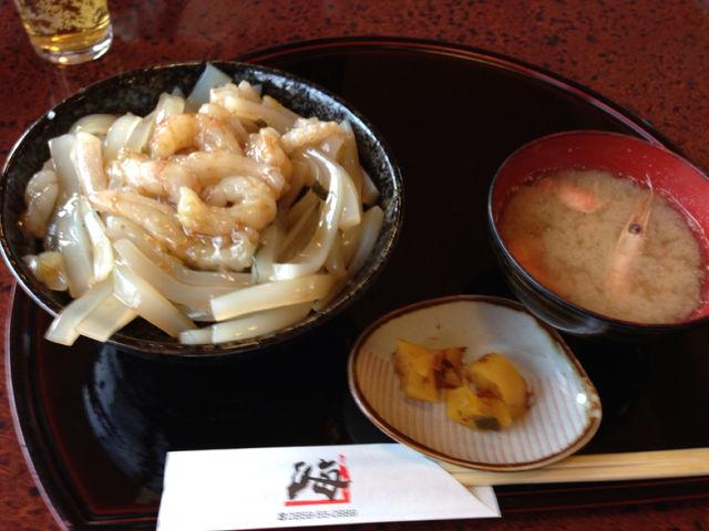 魚料理 海 @赤崎_e0115904_14482157.jpg