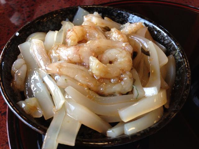 魚料理 海 @赤崎_e0115904_14483516.jpg