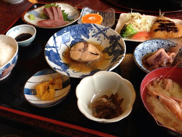 魚料理 海 @赤崎_e0115904_14535592.jpg