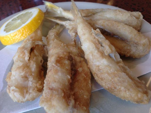 魚料理 海 @赤崎_e0115904_1553440.jpg