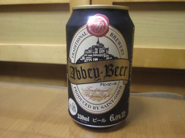 今夜のビールVol.21 アビィビール¥195_b0042308_2320393.jpg