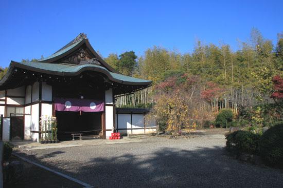 紅葉だより34 勧修寺(かじゅうじ)_e0048413_190062.jpg