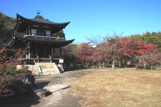 紅葉だより34 勧修寺(かじゅうじ)_e0048413_1914526.jpg