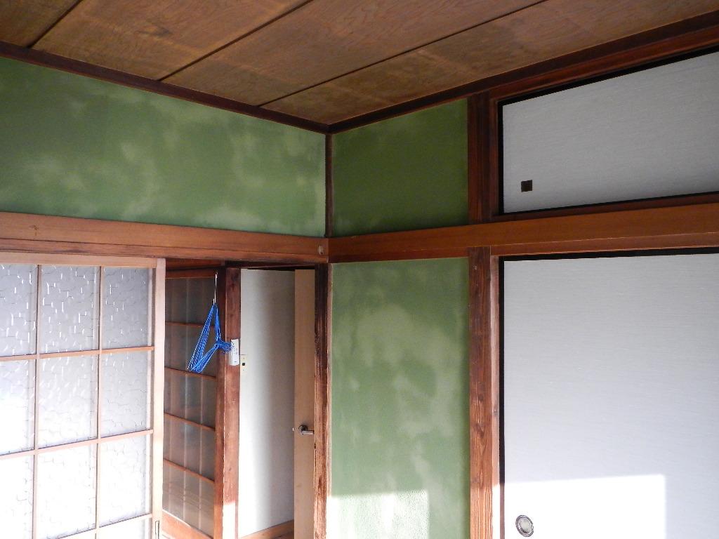京壁塗り替え_e0243413_18544055.jpg