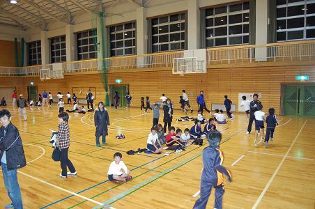 スポーツ少年団スポーツテスト_d0010630_15572011.jpg