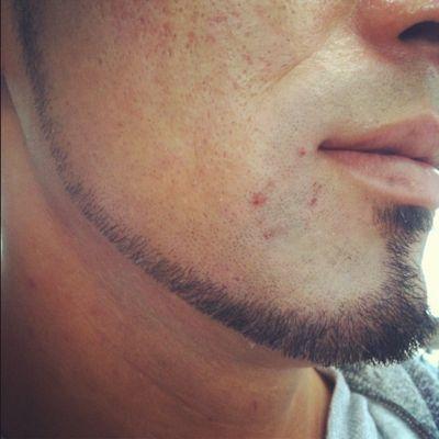 Beard style vo.11 『SHARPなヒゲ』_e0100332_21394095.jpg