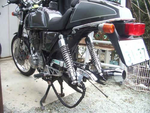 GB250Hクラブマン修理-1_c0261447_2320352.jpg