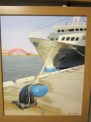 増井吉三油絵展見に行ってきました_c0214750_12573212.jpg